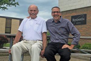Bernie and Rob Krzys