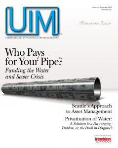 UIM November-December 2004 cover